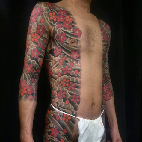 japanese tattoo flower motifs  meaning tattoo experiences