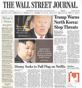 How North Korea news played on front pages around the ...