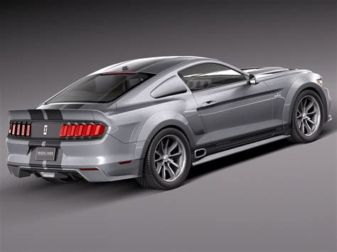 Ford Mustang Gt500 Eleanor 2015