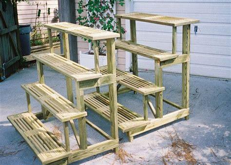 Potting Benches & Plant