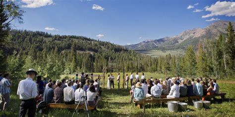 Central Idaho 4-h Camp Weddings
