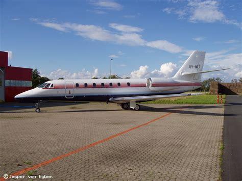 Danish register of civil aircraft - OY-WET - Cessna 680 ...
