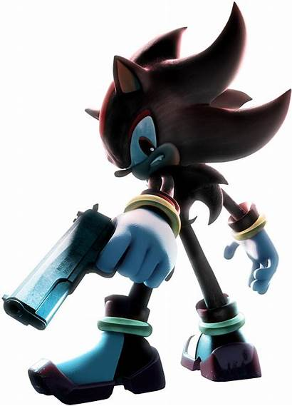 Shadow Hedgehog Giant Overview