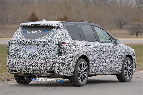 cadillac xt pictures spy shots gm authority