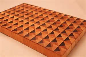 Making a 3D End Grain Cutting Board