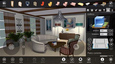 Programma Progettazione Interni 3d Live Interior 3d Una Spettacolare App Per Designer D
