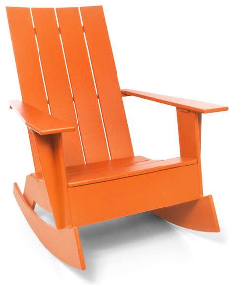 adirondack rocker contemporary adirondack chairs by