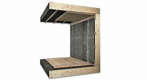 quelles finitions pour linterieur popup house With maison bois sur plots 9 quels types de fondations peuvent etre utilises popup house