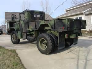 Deuce Military Vehicle