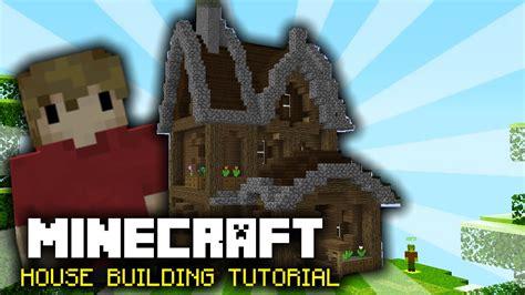 minecraft ultimate house building tutorial custom map