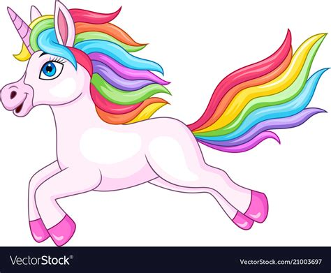 unicorn  colorful mane   hq  puzzle