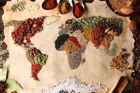les cuisines du monde top 10 recettes inspirées par les cuisines du monde