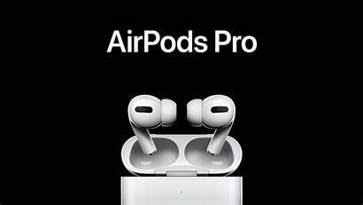 Airpods Apple Noise Cancellation Active Surprise Announces