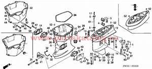Honda Bf50a Parts Diagram  Honda  Auto Wiring Diagram