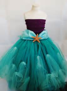 Little Mermaid - Birthday or Halloween Costume