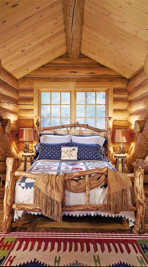 gorgeous rustic bedroom design ideas page    cabin obsession