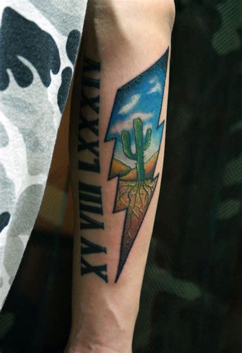 tatuajes  muy buenos disenos de rayos