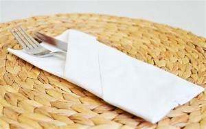 Servietten Falten Tasche : servietten falten bestecktasche f r messer und gabel ~ Orissabook.com Haus und Dekorationen