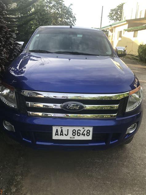 ford ranger  car  sale western visayas