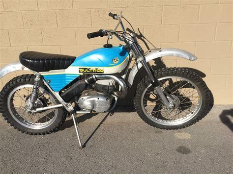 1971 72 73 74 Bultaco Alpina250 250 Alpina Vintage