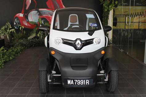 All-Electric Renault Twizy Now Available in Malaysia ...