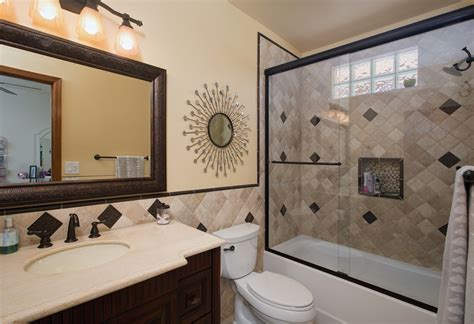 designbuild bathroom remodel pictures arizona contractor