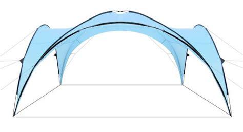 pavillon 4 50x4 50 event pavillon shelter tent 4 50 x 4 50 m partyzelt sonnenschutz ebay
