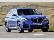 BMW X1 F48 mit M SportPaket in Estorilblau Neue Fotos