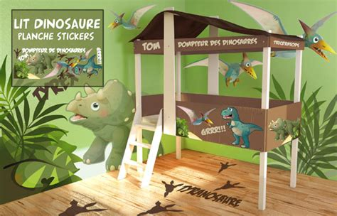 deco chambre dinosaure décoration chambre dinosaure