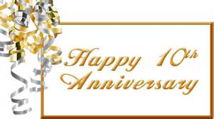 wedding wishes congratulations happy 10th year aadvantage anniversary points