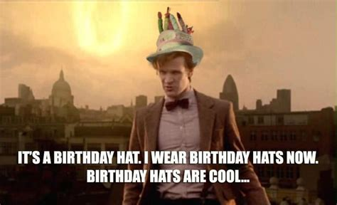 Dr Who Birthday Meme - happy birthday doctor who quotes quotesgram