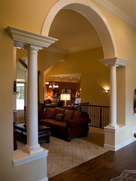 modern  beautiful hall arch designs  home styles