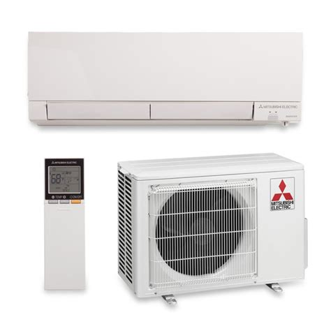 Mitsubishi Split Ductless by Ductless Systems Stanley C Bierly S