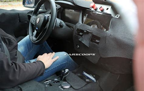 2019 Bmw 1-series Shows Its Interior For The First Time
