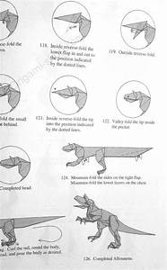 The Origami Diagrams Vol 3 Tyrannosaurs Japanese Edition