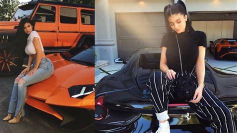 She's already got a bugatti, lamborghini and ferrari; How Kylie Jenner Has Spent Her Billions | THINGTODO