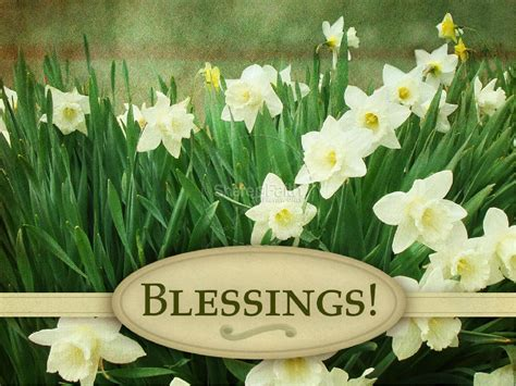 blessings powerpoint sermons