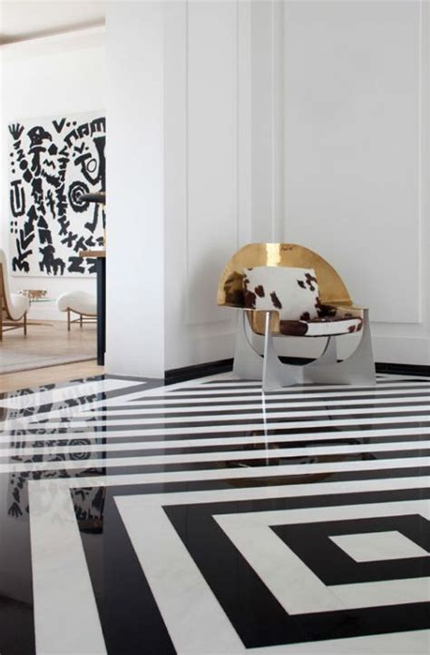 bold flooring ideas    spaces stand