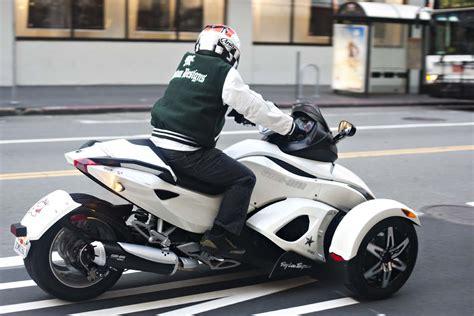 The Three-wheeled Motorcycle Gangs Of San Francisco's