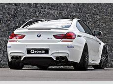 2013 BMW M6 GPower BiTronic III V2 specifications