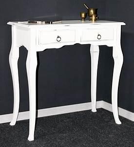 Beistelltisch Weiß Vintage : massivholz sekret r wandtisch beistelltisch schreibtisch konsolentisch holz massiv wei antik ~ Yasmunasinghe.com Haus und Dekorationen