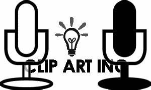 Radio Microphone Clip Art   Clipart Panda - Free Clipart ...