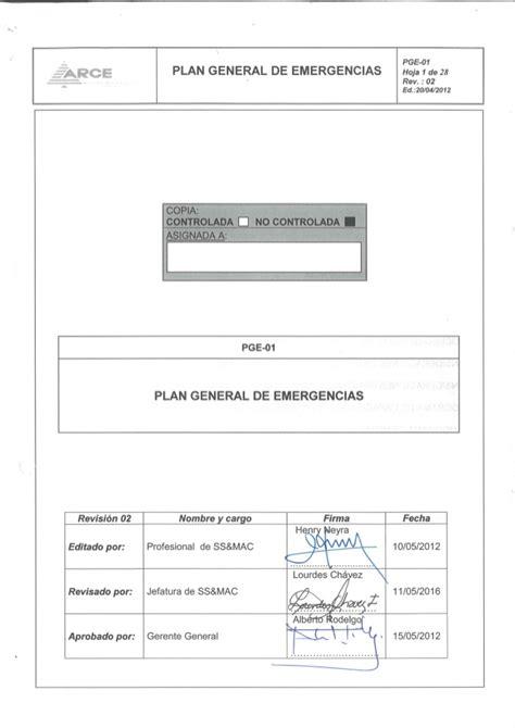 22081 travel request form plan general de emergencia 1