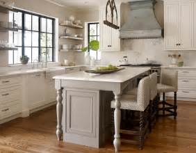 kitchen island legs grey island with turned legs design ideas