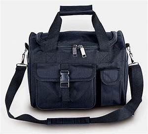 "New 13"" Black Hunting Range Swat Police Go Duty Gun Bag ..."
