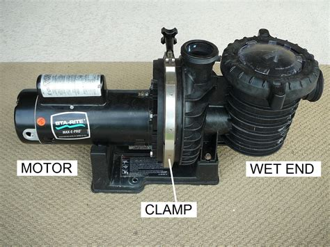 How To Replace A Sta-rite Max-e-pro Pump Impeller
