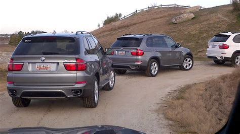 Bmw X5 Off Road Course