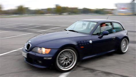 amazing bmw z3 coupe bmw z3 2 8 coupe drift