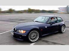 BMW Z3 28 coupe drift YouTube