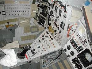 Mercury Spacecraft Interior (page 2) - Pics about space